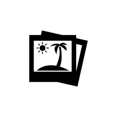 picture of palm trees icon