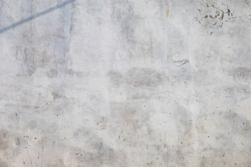 bleached brick wall