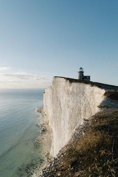Lighthouse, White Cliffs, Dover England