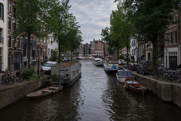 Amsterdam's Swaying Sisters, Netherlands