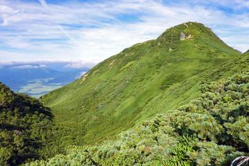 燧ケ岳と尾瀬ヶ原