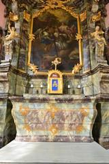 Nebenaltar Pfarrkirche Bregenz-St. Gallus