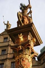 ドイツ、ローテンブルクの風景
