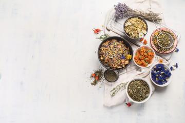 Herbal tea Wall mural