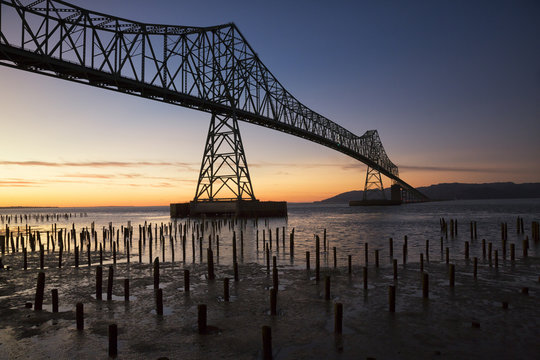 Astoria Megler Bridge, Astoria Oregon