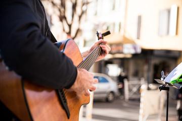 Musique en plein air