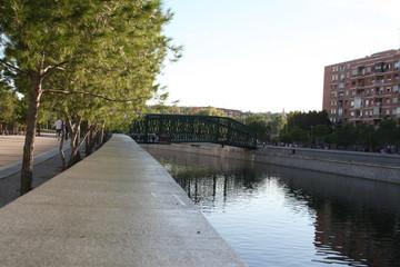 Puente Andorra - Madrid RIO