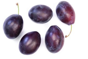 plums large ripe