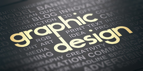 Visual Communication Graphic Design Background