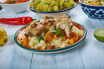 Iraqi Biryani Rice