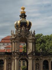 Dresden Teil vom Zwinger
