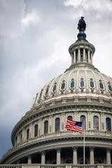 Fototapete - US Capitol 24