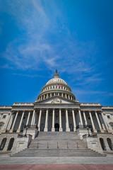 Fototapete - US Capitol 19