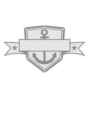 schild wappen banner text name geankert anker werfen parken boot schiff schwimmen meer matrose kapitän segeln segelschiff seemann yacht reise schifffahrt wasser verein club segelboot wind