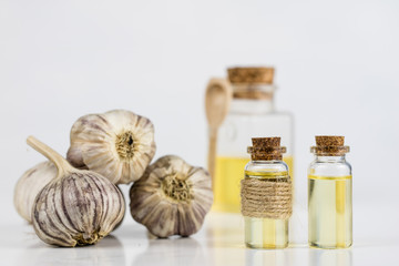 Garlic and syrup the best medicine for colds. The best home remedies for flu treatment.