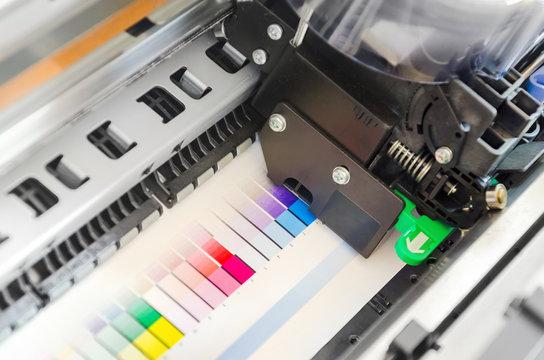 Printing press - Large format printer ploter