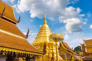 \Wat Phra That Doi Suthep in Chiang Mai