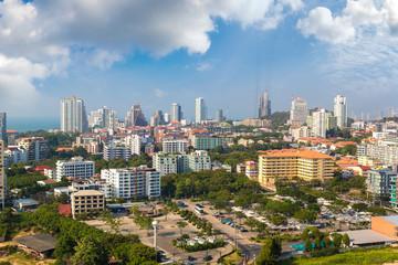 Pattaya Gulf, Thailand