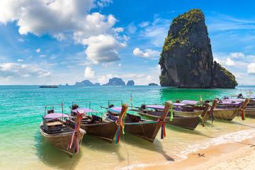 Ao Phra Nang Beach, Krabi, Thailand