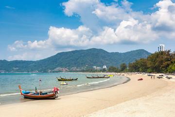 Patong beach on Phuket
