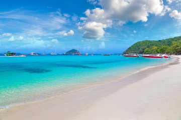 Coral (Ko He) island, Thailand
