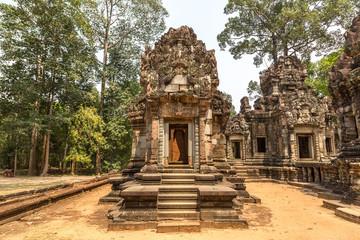 Chau Say Tevoda temple in Angkor Wat