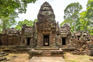 Ta Som temple in Angkor Wat