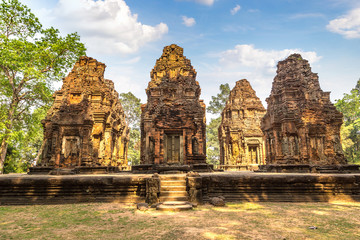 Preah Ko temple in Angkor Wat