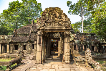 Banteay Kdei temple in Angkor Wat