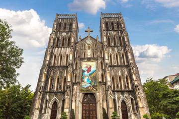 Saint Joseph Cathedral in Hanoi