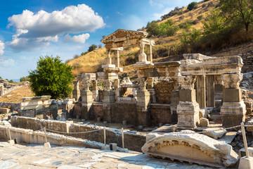 Fotomurales - Ancient city Ephesus, Turkey