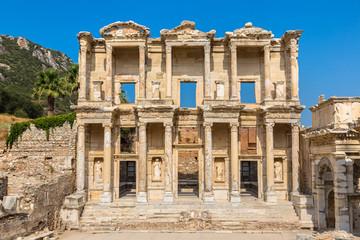 Fotomurales - Celsius Library in Ephesus, Turkey