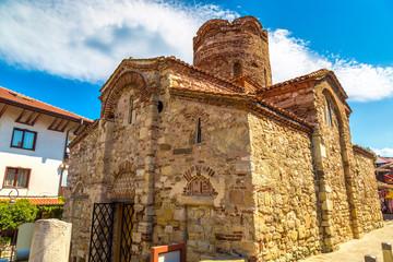Fototapete - Old church in Nessebar, Bulgaria