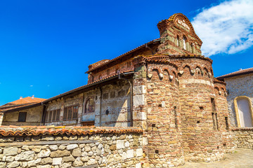 Fotomurales - Old church in Nessebar, Bulgaria
