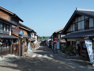 朝ドラで大人気!恵那市岩村町の町並み6
