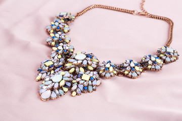 Wall Mural - Necklace