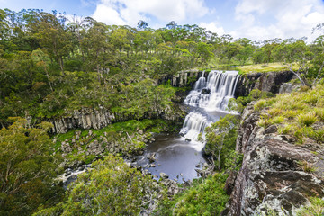 Upper Ebor Falls, Guy Fawkes River National Park, New South Wales, Australia, Pacific