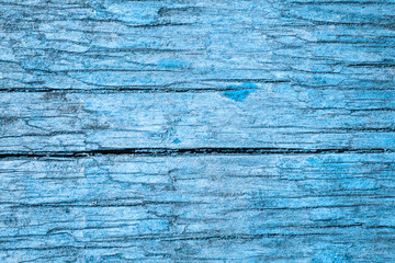 bright blue wood texture beautiful background for design