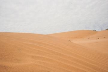 Sand dune at Mui Ne , Vietnam