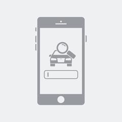 Automotive search on smartphone