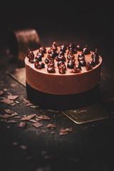 Schokoladencremetörtchen