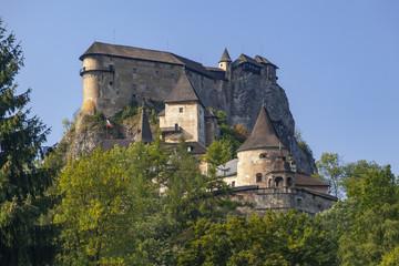 Zamek Orawski - Słowacja