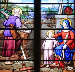 Joseph, Marie, Jesus