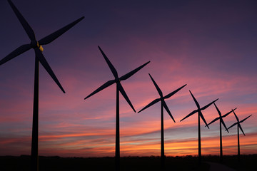 Windmolens en duurzame energie