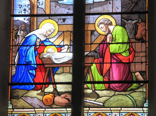 Jesus, Marie, Joseph