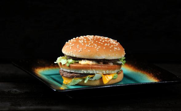 Big Mac Fast food