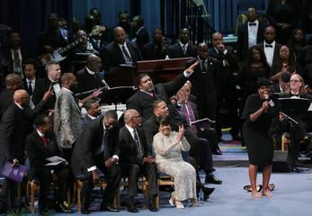 News: Aretha Franklin Funeral