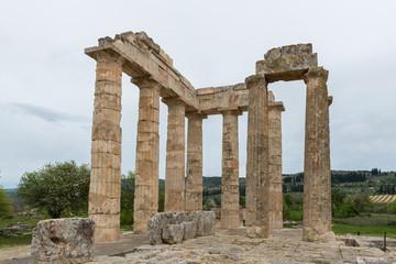 Nemea ancient site in Greece