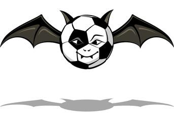 Vampire Soccer Bat