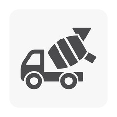 vehicle icon black